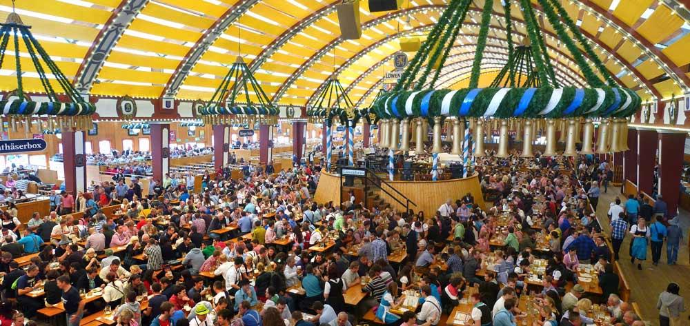 OKTOBERFEST la fiesta bávara más grande del mundo – Loopulo