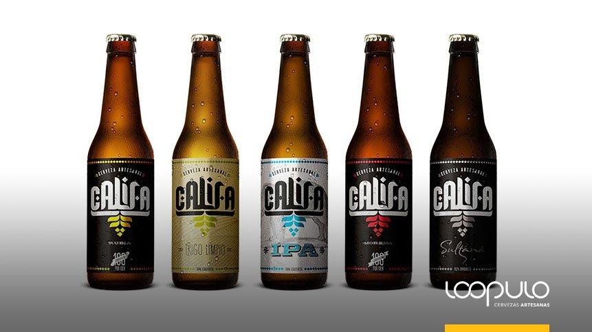 Cervezas Califa - Loopulo
