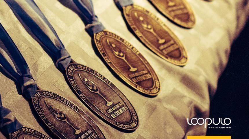 Las mejores cervezas argentinas. Medallas Copa Argentina de Cervezas 2018 - Loopulo
