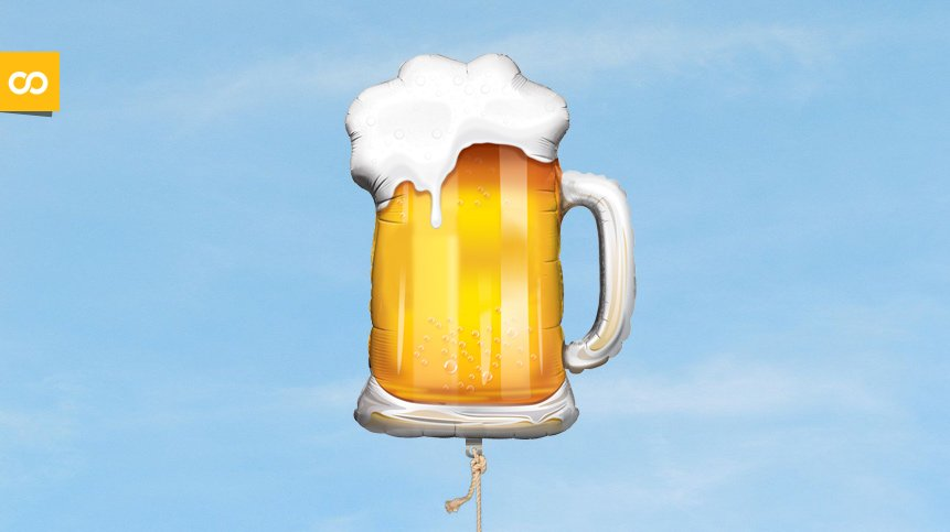 CERVEZA CON HELIO, ¿es posible elaborar una birra así? - Loopulo