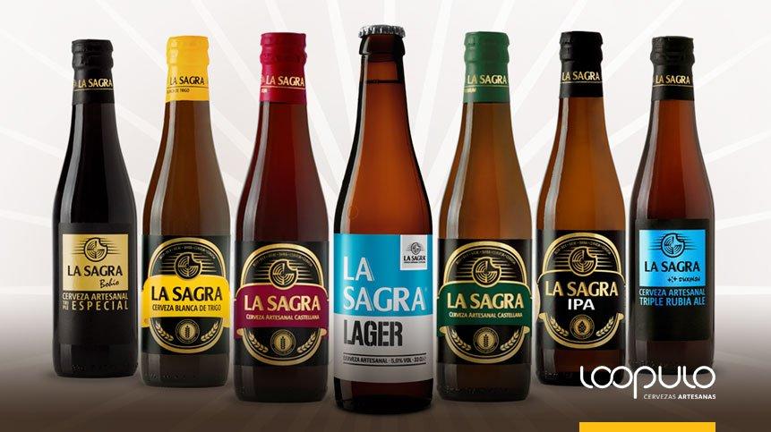 Cerveza La Sagra - Loopulo