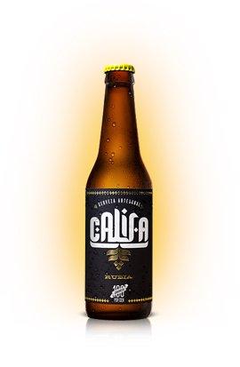 La Rubia - BLONDE ALE - Cervezas Califa