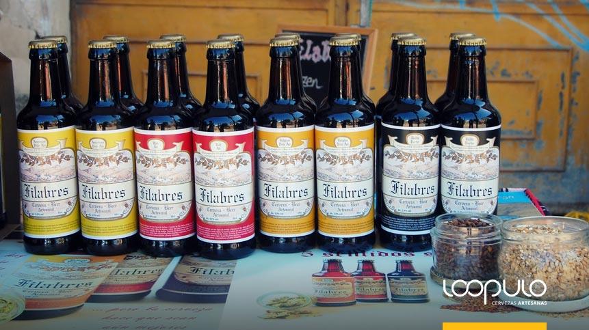 Cervezas de los Filabres - Loopulo