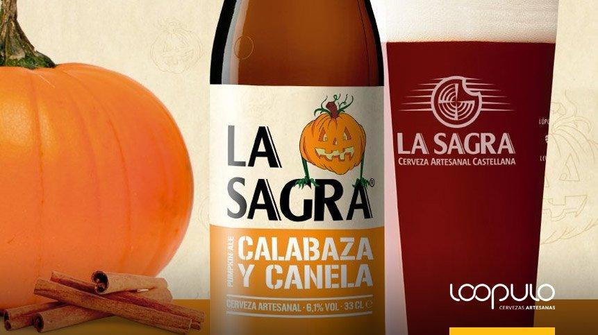La Sagra y su cerveza artesana de Halloween