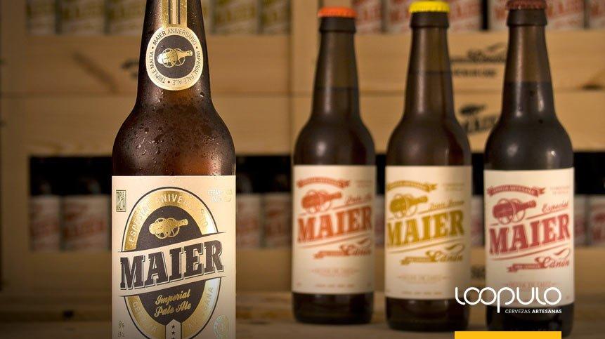 Cerveza Maier, el relevo de una tradición centenaria