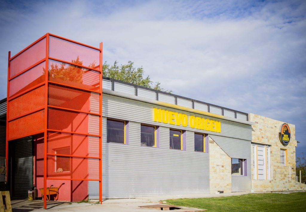 Fábrica Nuevo Oriegen - Loopulo