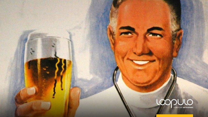 Beber cerveza mejor que tomar leche – Loopulo