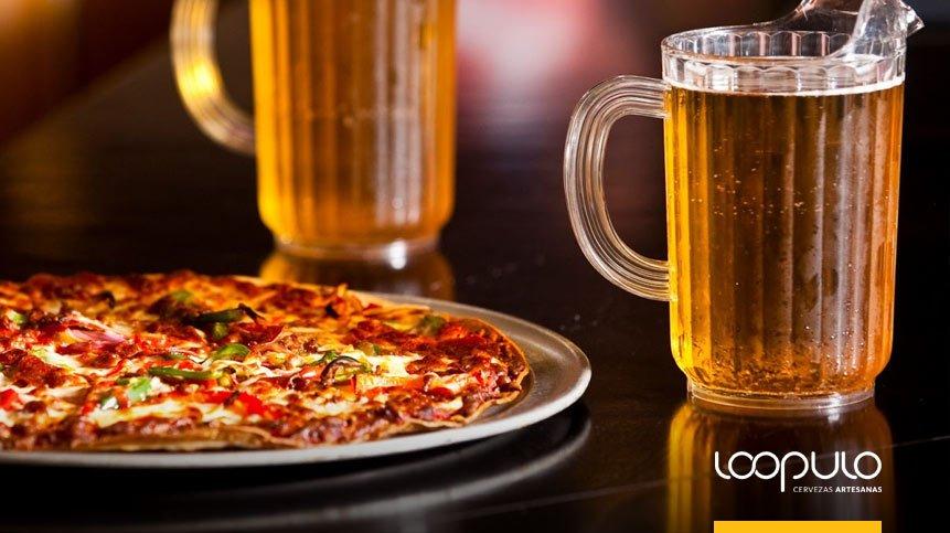 MASA DE PIZZA con cerveza artesana (sin levadura)