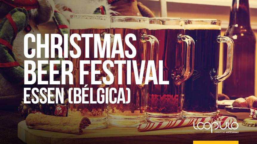 Christmas Beer Festival, de Essen (Bélgica)