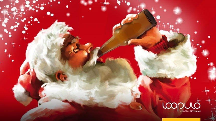 La cerveza navideña – Loopulo