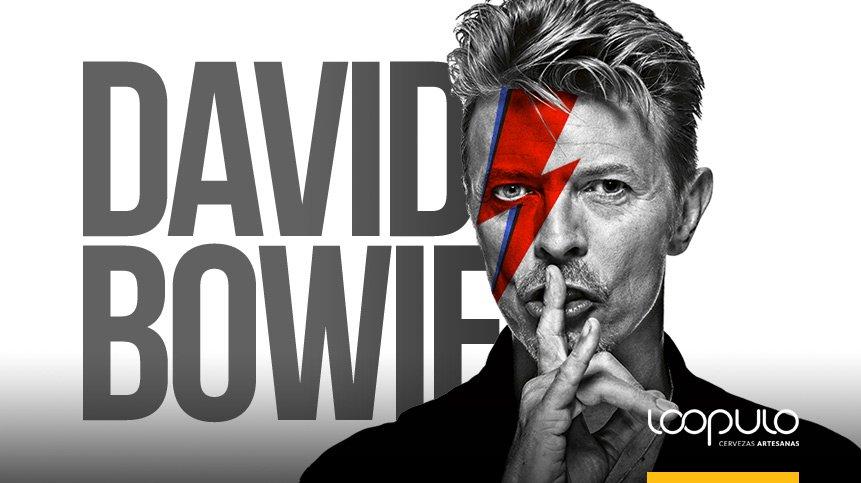 David Bowie en busca de una cerveza por el Madrid de 1987