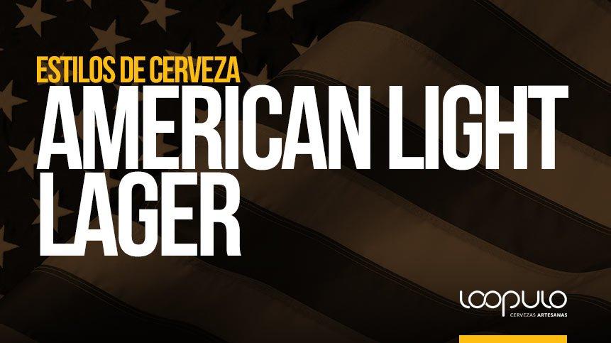 Lager Americana Ligera – según la BJCP