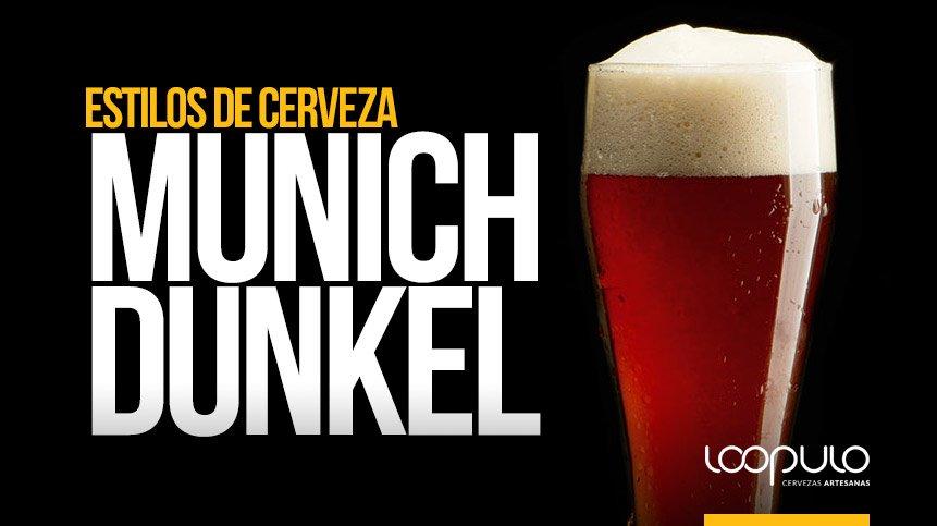 Estilos de cerveza | MUNICH DUNKEL, las lager de Baviera
