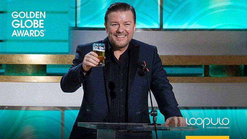 Los Globos de Oro y sus cervezas de series