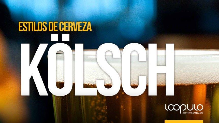 Estilos de cerveza | KÖLSCH, la cerveza original de Colonia