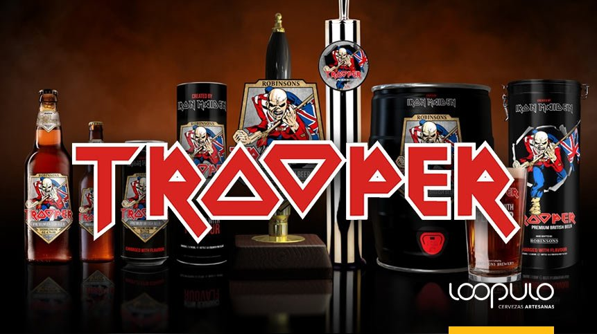 Trooper – Light Brigade – Iron Maiden – Loopulo