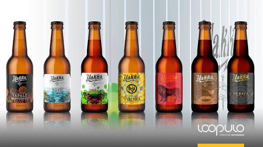 YAKKA, cervezas artesanas de Murcia desde 2009