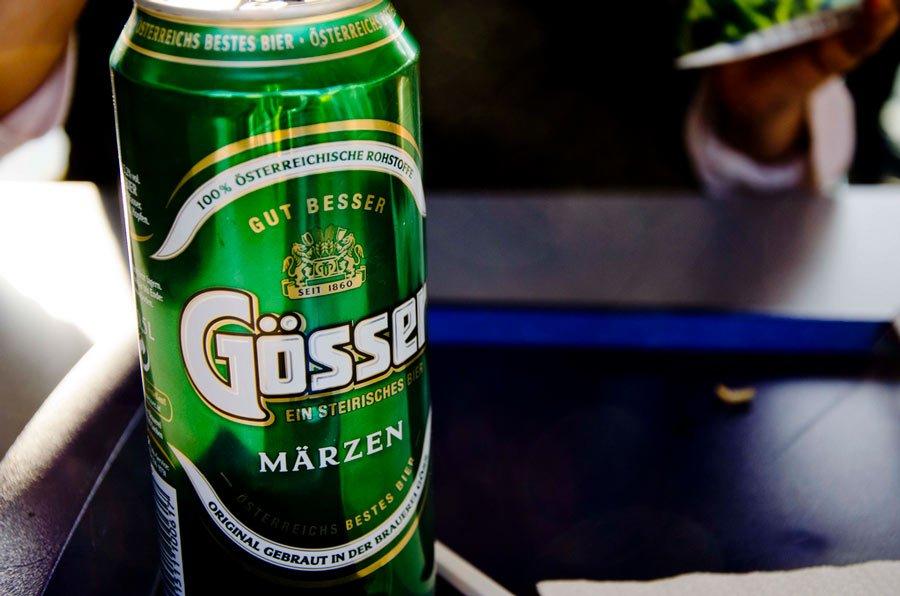 Gösser (Blade, la Nespresso de Heineken) – Loopulo