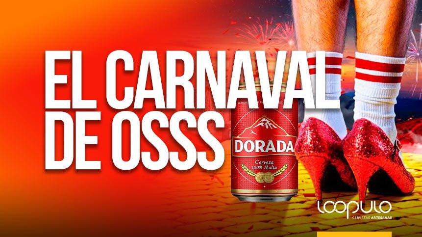 La cerveza del CARNAVAL y el esperado spot de Dorada