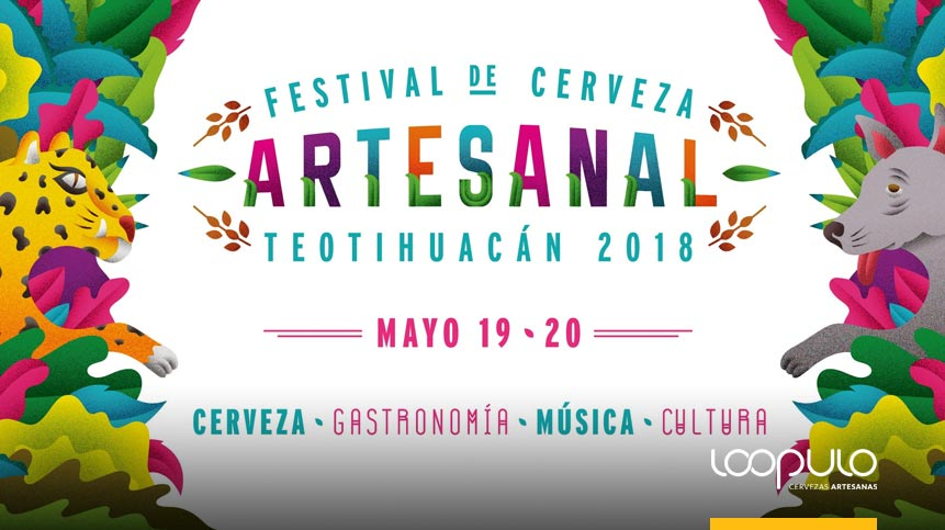 II edición del Festival de Cerveza Artesanal de Teotihuacán