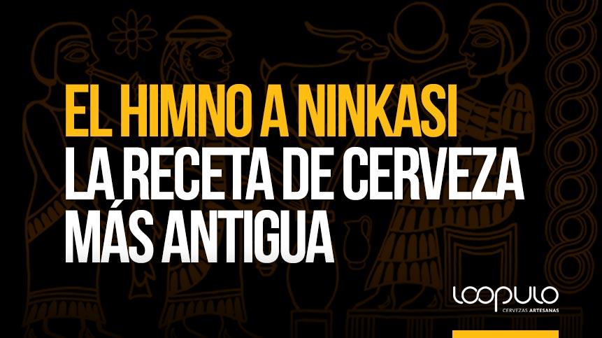 El himno a NINKASI | la receta de cerveza más antigua