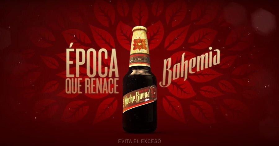 Cerveza Noche Buena, la cerveza de Navidad – Loopulo
