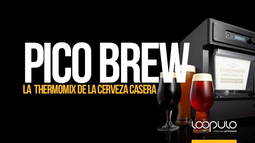PicoBrew Z, la Thermomix de la cerveza casera – Loopulo