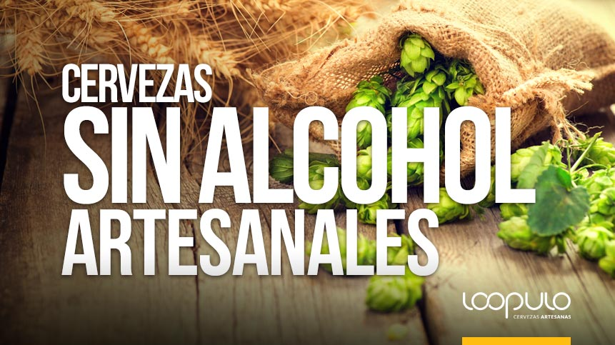 Cervezas SIN ALCOHOL artesanales e industriales