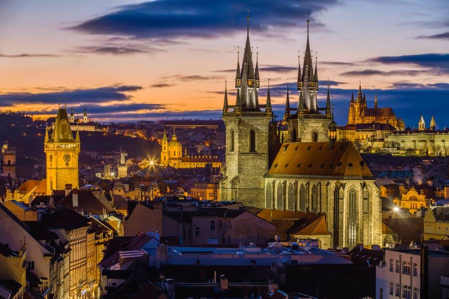 Praga (Estilos de cerveza, Lager Ámbar Checa, según la BJCP - Loopulo)