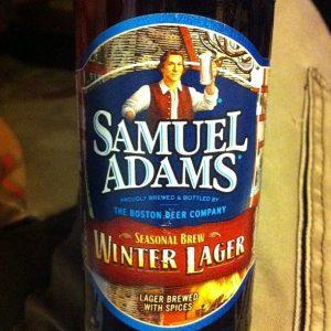 Lager Americana, Botella de Samuel Adams – Loopulo