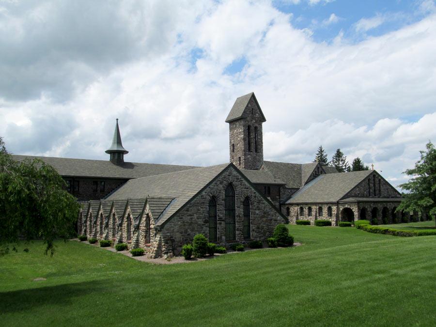 La Abadía Trapense de Saint Joseph – Loopulo