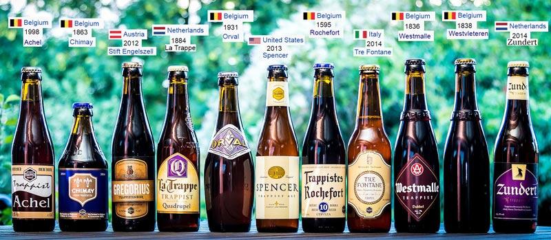 Cervezas Trapense del mundo – Loopulo