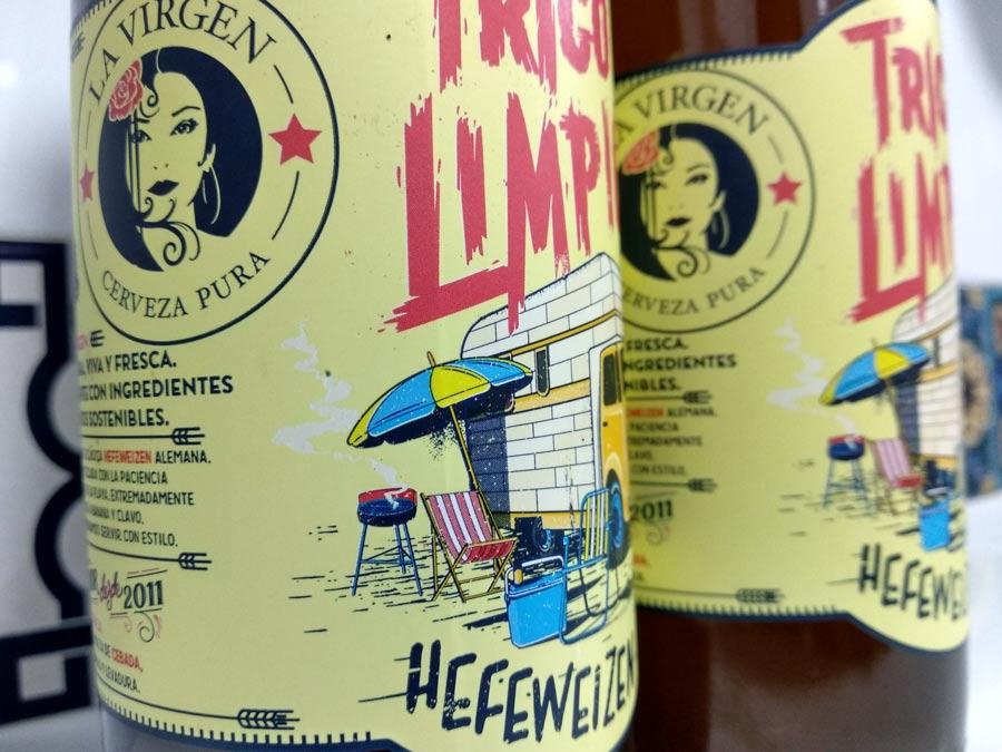 Cerveza artesana La Virgen – Loopulo