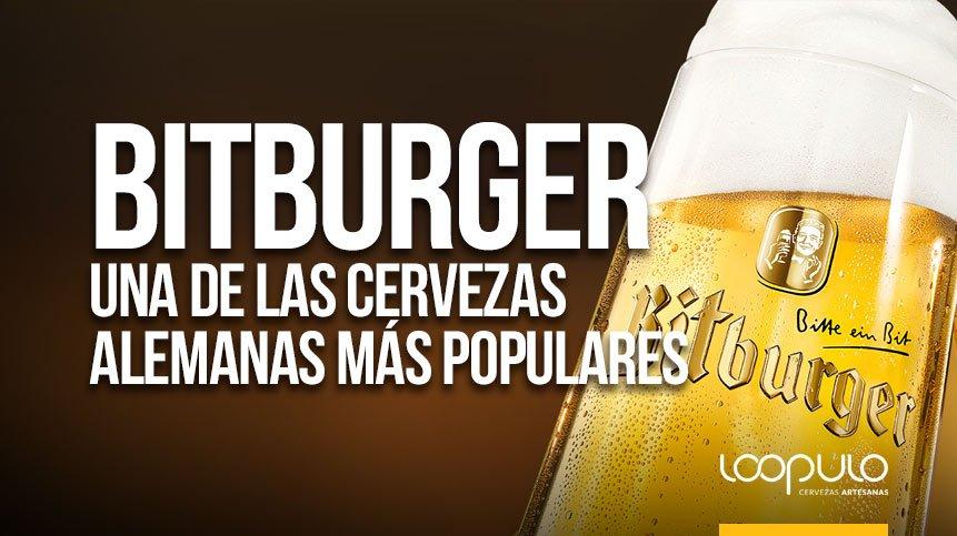 BITBURGER | Una de las cervezas ALEMANAS más populares