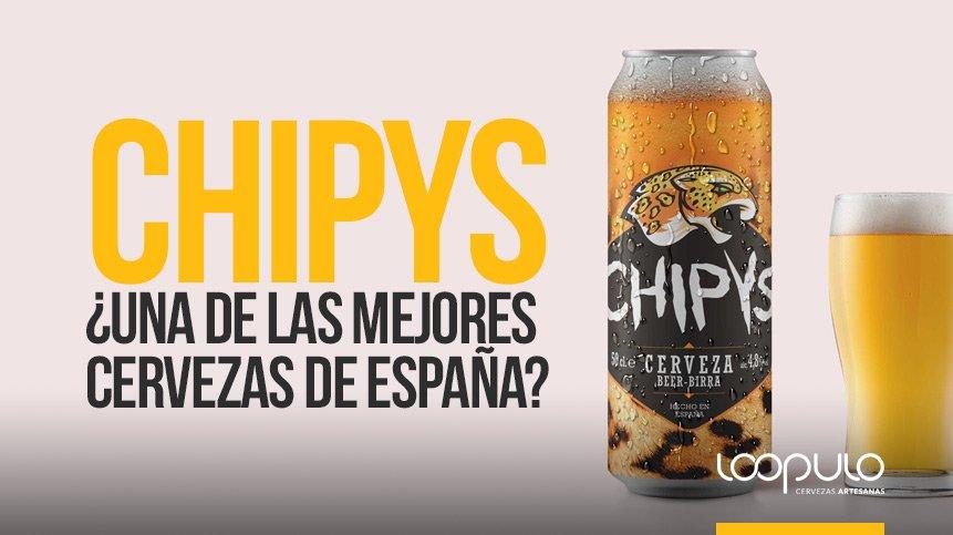 CHIPYS | ¿Una de las mejores cervezas de España?