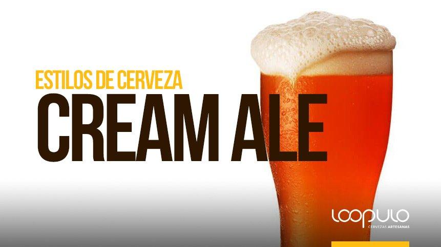 Estilos de cerveza | CREAM ALE, según la BJCP