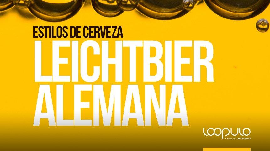 Estilos de cerveza | LEICHTBIER ALEMANA, según la BJCP