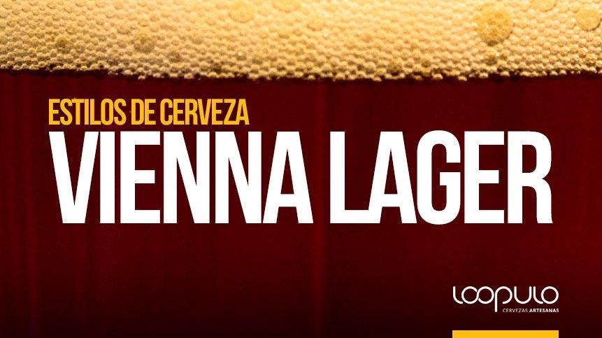 Estilos de cerveza   VIENNA LAGER, según la BJCP