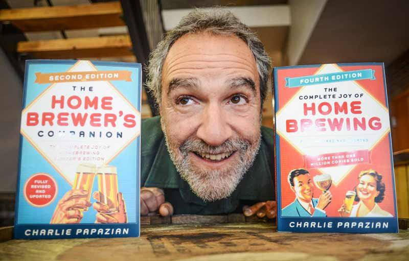 Charlie Papazian, padre fundador de la cerveza artesana se jubila – Loopulo