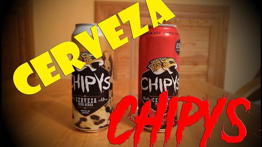 Cerveza Chipys ¿la mejor cerveza de España?