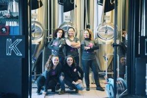 El Día Internacional de la Mujer, Pink Boots Society y High Gravity – Loopulo