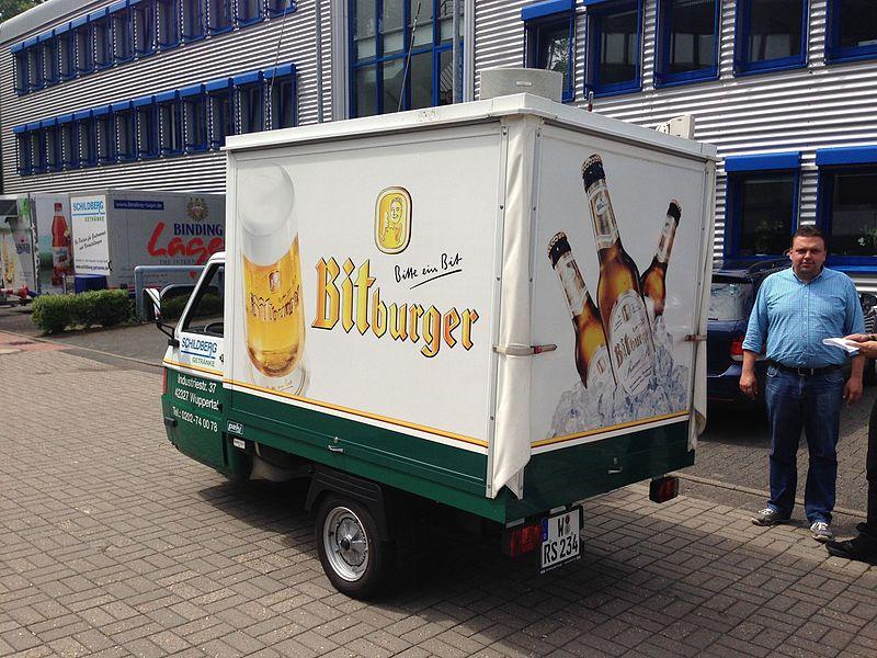 Leichtbier Alemana, Bitburger. BJCP – Loopulo