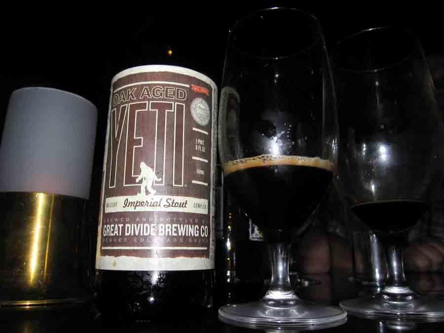 Yeti, de Great Divide. Las 10 mejores cervezas de chocolate – Loopulo