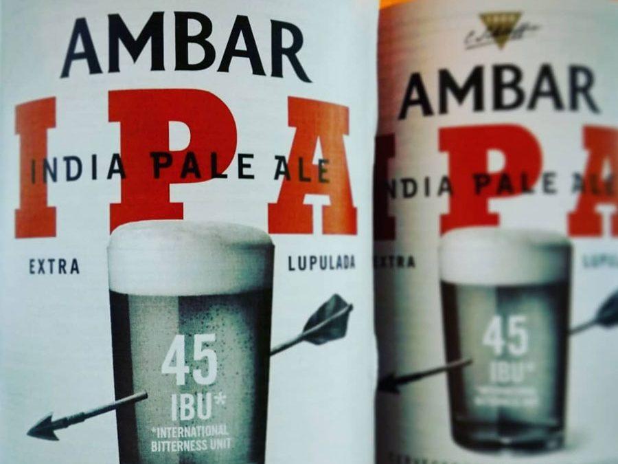 AMBAR presenta su cerveza AMBAR IPA, la IPA de fábrica