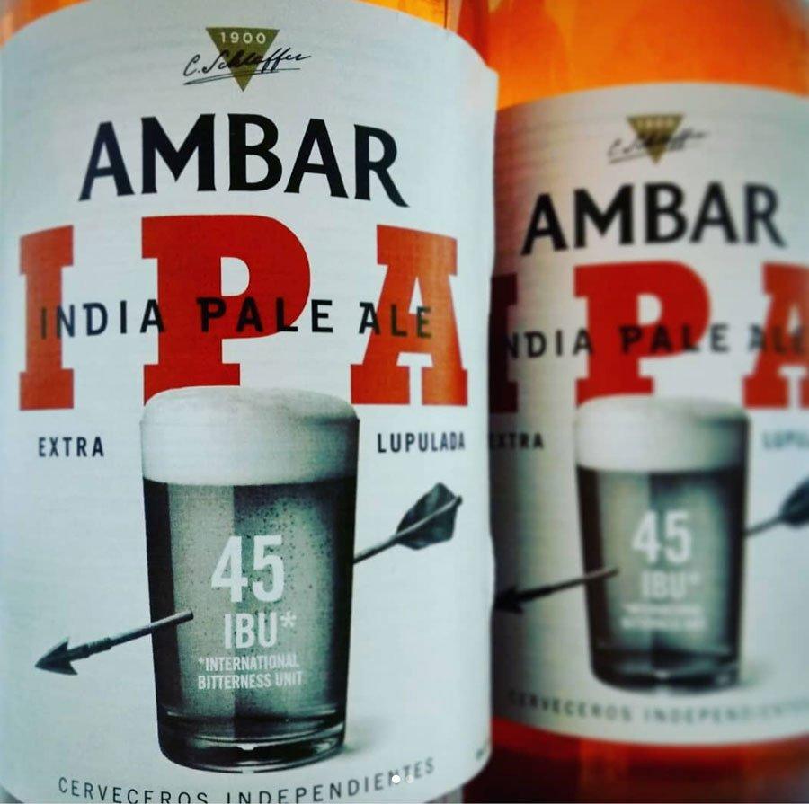 ► AMBAR IPA, la IPA de fábrica de La Zaragozana ✌️ – Loopulo