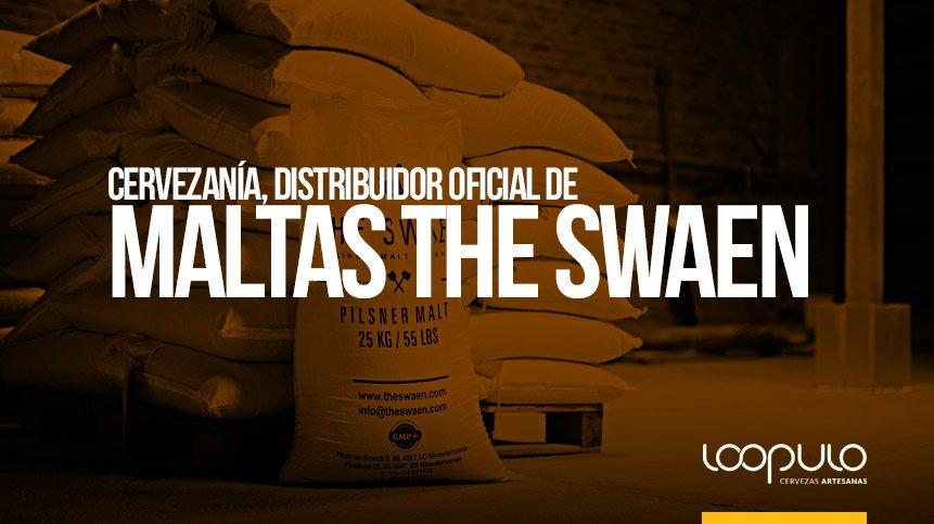 CERVEZANÍA, distribuidor oficial de maltas THE SWAEN – Loopulo