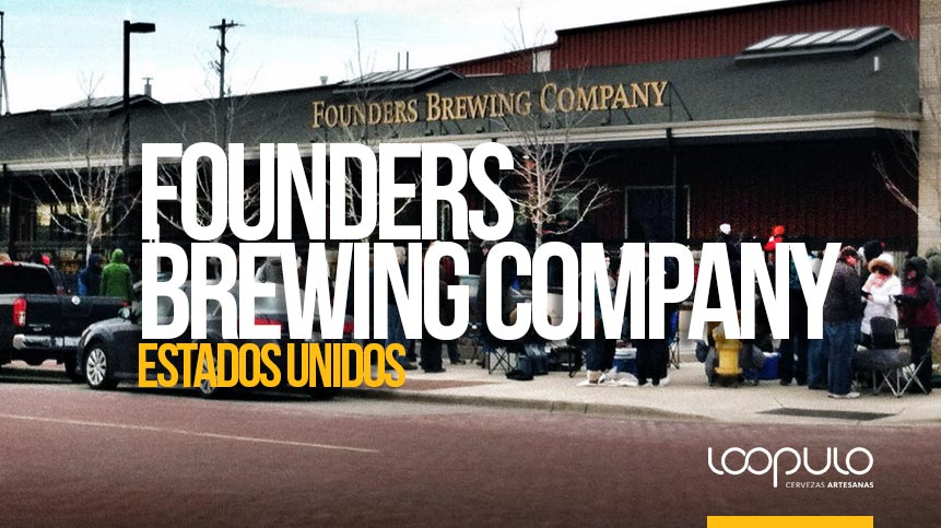 FOUNDERS BREWING COMPANY | Estados Unidos – Loopulo