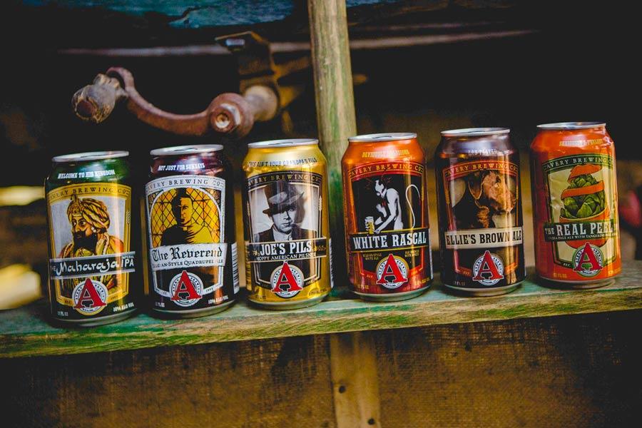 Las cervezas de Avery Brewing – Loopulo