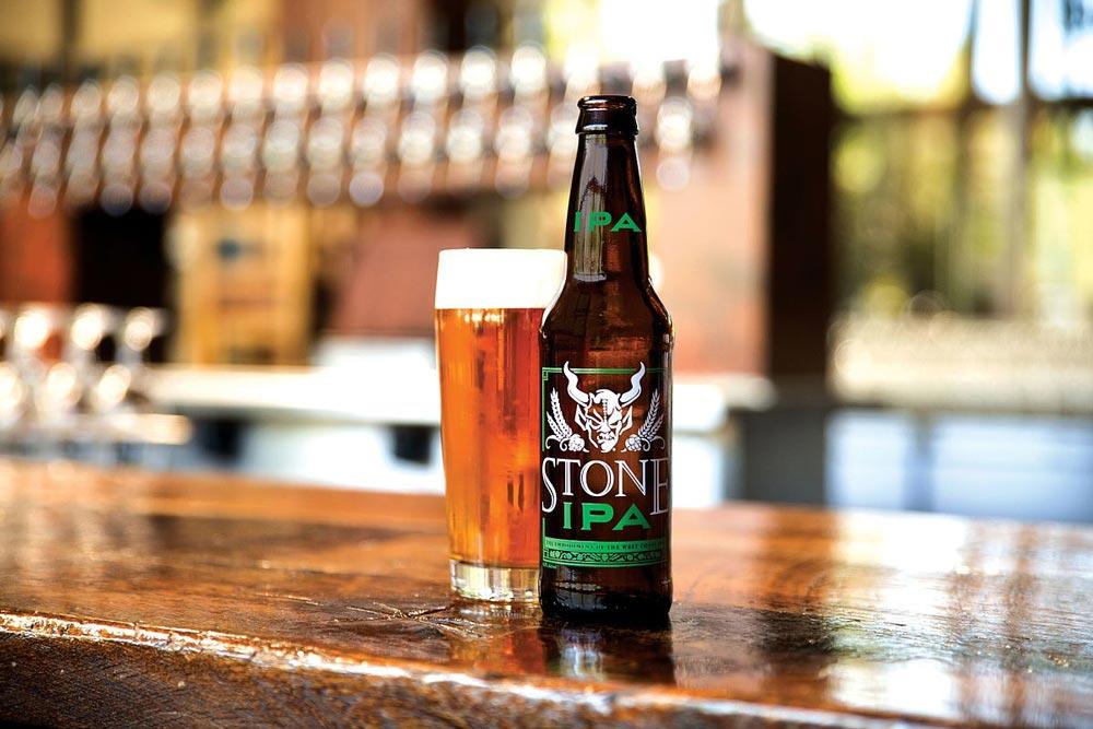 Cervezas de alta fermentación. Estilo de cerveza IPA Americana. Stone IPA – Loopulo