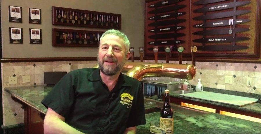 KEN GROSSMAN | Fundador de Sierra Nevada Brewing Co.